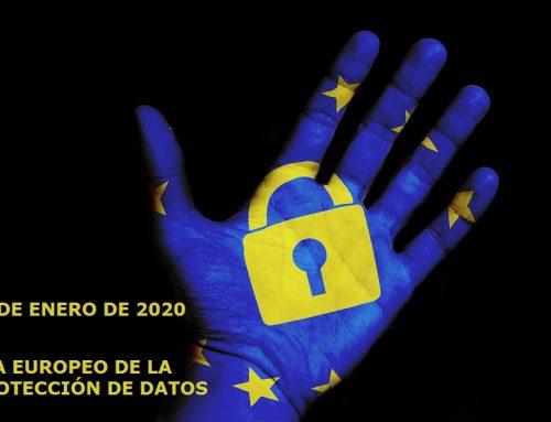 Mañana, 28 de Enero, DIA EUROPEO DE PROTECCION DE DATOS