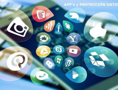 Cumplen las apps con la normativa de Protección de datos