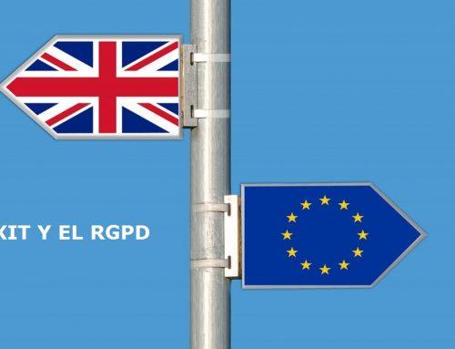 Brexit y protección de datos